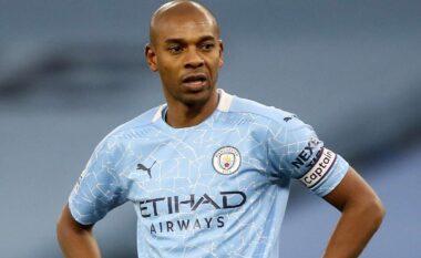 Manchester City gati për të rinovuar me kapitenin Fernandinho