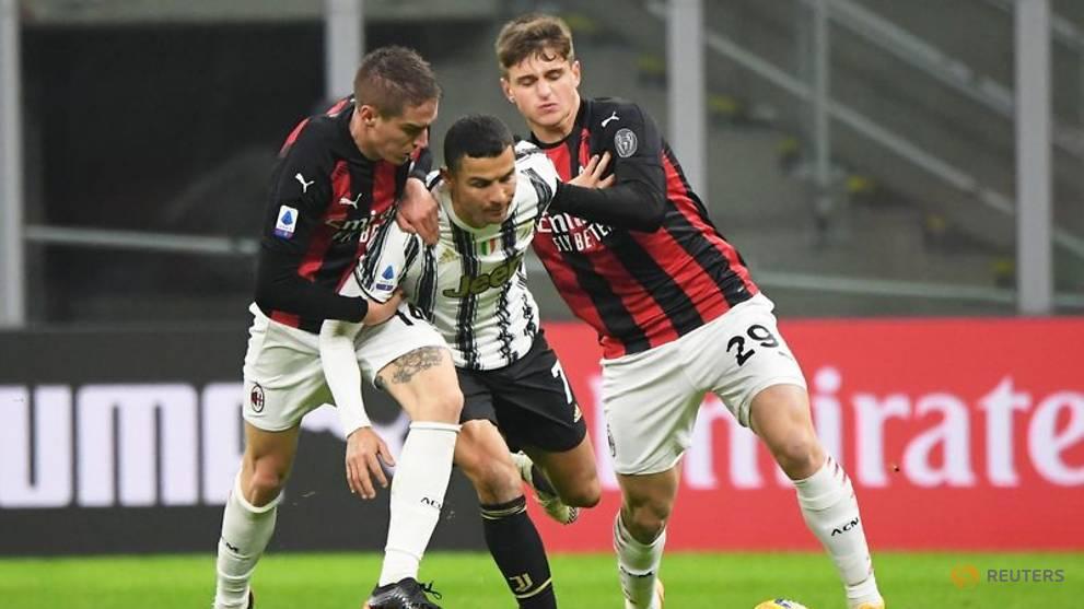 Skenari për zonën Champions: 4 ekipe në garë, Juve ia kalon Milanit me barazim pikësh