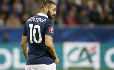 """L'Equipe zbulon numrin e ri të fanellës së Benzema me Francën, 10 e """"zaptuar"""" nga Mbappe"""