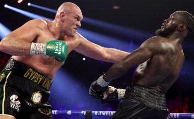 """Qumështor"", Tyson Fury provokon keq Wilderin"