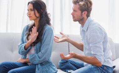 Për çfarë zakonisht debatojnë më shumët çiftet?