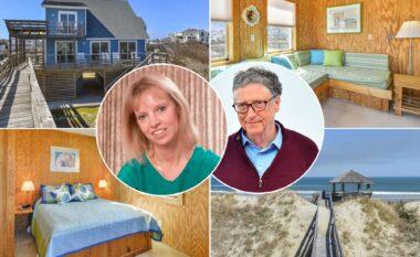 Dalin pamjet, brenda shtëpisë ku Bill Gates dhe ish e dashura pushonin çdo vit (FOTO LAJM)