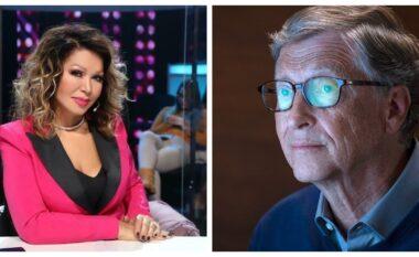 """Rrjeti në """"lot"""", këngëtarja serbe i propozon Bill Gates menjëherë pas divorcit (FOTO LAJM)"""