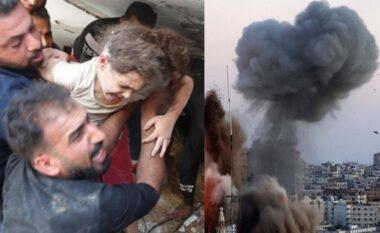 Raketat i vranë nënën dhe 4 vëllezërit, 6-vjeçarja nxirret e gjallë nga rrënojat