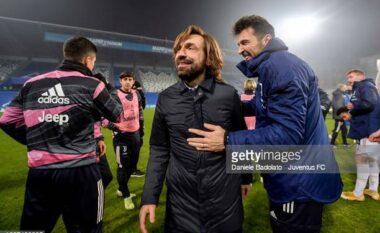 Prestigjozia italiane: Lojtarët dalin kundër Pirlos