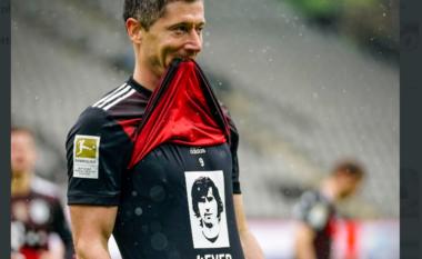 Barazoi rekordin historik të Gerd Muller, këto janë fjalët e Lewandowskit