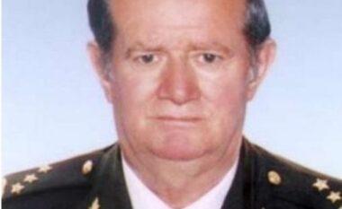 Ndahet nga jeta gjenerali dhe komandanti i të gjitha rangjeve ushtarake Naim Muhaj