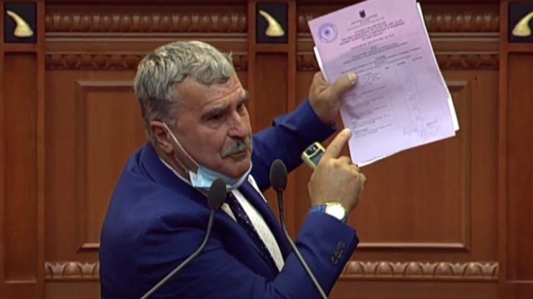 Mori 3 vota, Gjuzi nuk heq dot dorë nga karrigia e deputetit: Do jem në Kuvend, pikë!