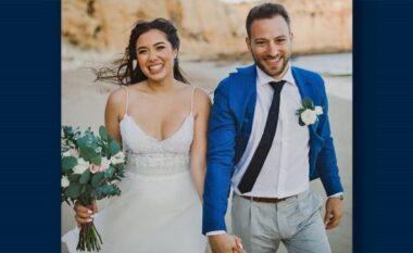 Bashkëshorti i Karolinës që e vranë grabitësit rrëqeth rrjetin: Udhëtim të mbarë dashuria ime
