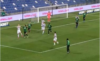 Juventusi në avantazh ndaj Sassuolos (VIDEO)