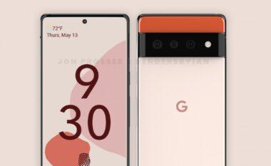 Google Pixel 6 me dizajn krejtësisht të ri (FOTO LAJM)