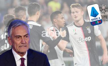 Përjashtimi i Juventusit nga Serie A , Gravina: Rregullat janë të qarta