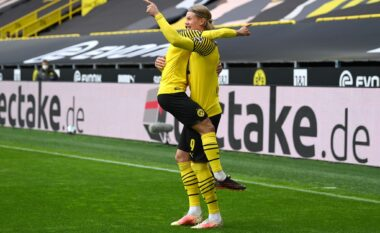 """Halaand """"thumb"""" Dortmundit: Çmimi që më keni vënë, nuk ka klub në botë që e paguan"""