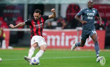 Milani rikthehet te fitorja, mposht Beneventon (VIDEO)