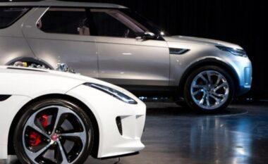 Pronari i Jaguar Land Rover humb mbi 1 miliard dollarë për tre muaj