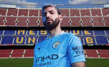 Barcelona nis bisedimet me Agueron