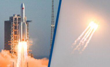 Nxehet gara hapësinore: Pas rënies së raketës në oqean, Kina akuzon SHBA për përhapje paniku