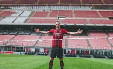 Milani publikon fanellat e sezonit e të ri (FOTO LAJM)