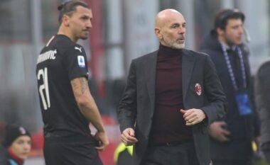 """Ibrahimovic """"ndez"""" motorët ndaj Lazios, lë pas dëmtimin dhe bëhet gati për debutim"""