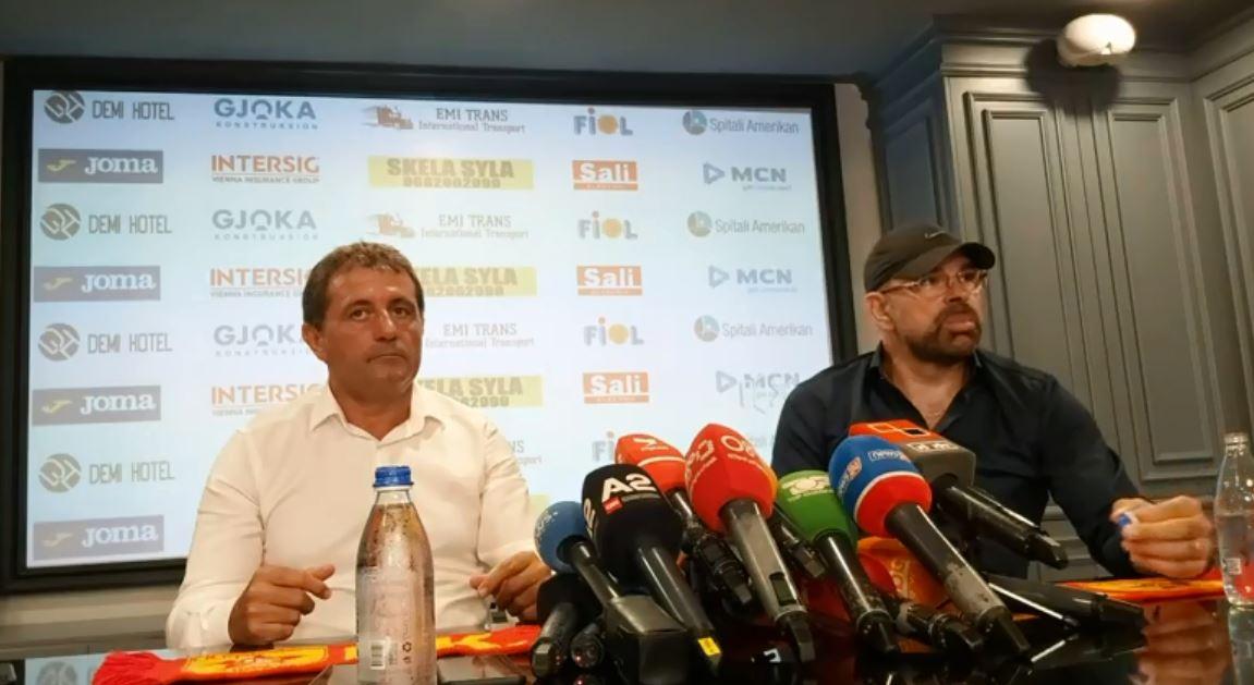Ilir Daja: Bëmë një ndeshje të mirë, mungesat nuk janë justifikim