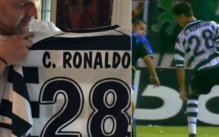 Festë e shfrenuar, shikoni si e festojnë familjarët e CR7 titullin e Sporting Lisbone (VIDEO)