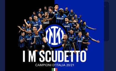 """Ngec"" Atalanta, Interi shpallet kampion i Serie A"