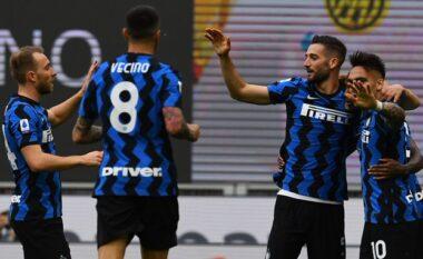 """Interi """"shkërrmoq"""" Sampdorian, fitore me 5 yje (VIDEO)"""