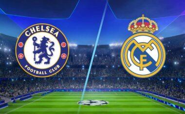 CHAMPIONS/ Chelsea – Real Madrid, statistikat dhe formacionet e mundshme (FOTO LAJM)