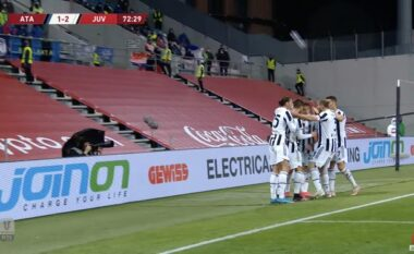 Juventusi fitues i Kupës së Italisë, mposht Atalantën në finale (VIDEO)