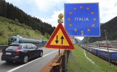Pas mbi 14 muajve mbyllje, Italia me 15 maj hap kufijtë