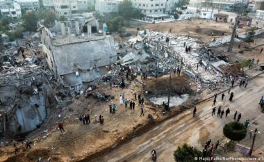 DW: Izraeli ka të drejtë të vetëmbrohet