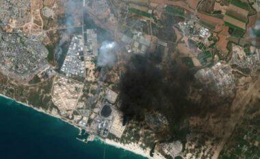 Shihni pamjet satelitore nga konflikti Gaza-Izrael (FOTO LAJM)