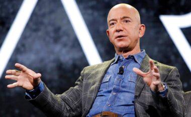 Jeff Bezos nuk do të jetë më CEO i Amazon, kush do ta zërë vendin e tij