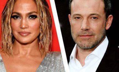 17 vite pas ndarjes, Jennifer Lopez dhe Ben Affleck rikthehen me njëri-tjetrin (FOTO LAJM)