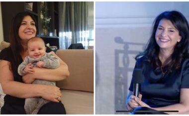 Jozefina Topalli bëhet gjyshe për herë të dytë (FOTO LAJM)