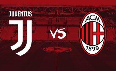 Ndeshja për zonën Champions, formacionet e mundshme Juve-Milan