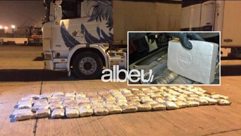 Kapen 400 kg kokainë në Kosovë, hyri nga porti i Durrësit