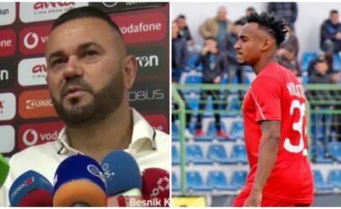 """""""Ishte injorant, ika me vrap nga Shqipëria prej tij"""", Vicente sulmon sërish presidentin e Bylisit"""