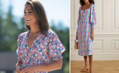 Do të dashuroheni me këtë fustan veror të Kate Middleton