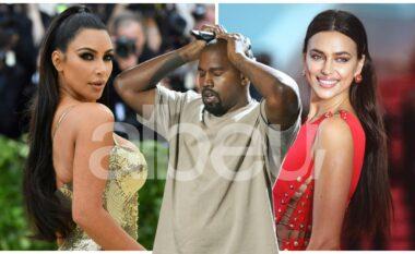 """I lidhur me Irina Shayk, Kanye West i """"ve vizën"""" Kim Kardashian dhe familjes së saj (FOTO LAJM)"""