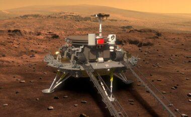 Pas Amerikës, edhe Kina zbarkon roverin e saj në Mars
