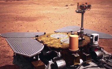 Rover i Kinës sjell fotot e para nga Marsi