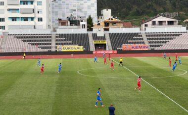 Kukësi nuk fal, barazon sfidën ndaj Bylis (VIDEO)