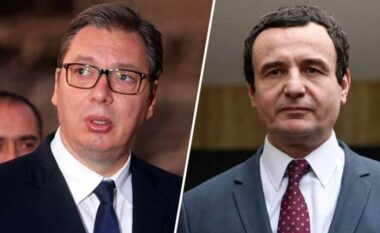 Kurti gati për vizitën në Bruksel, takohet për herë të parë me Vuçiç