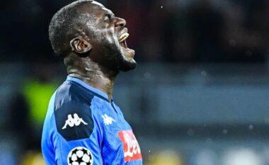 Probleme për Napolin, Koulibaly mbyll sezonin