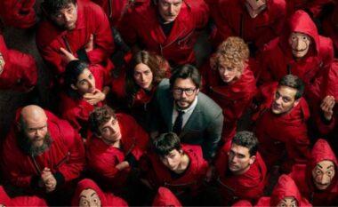 """Del traileri i """"La Casa de Papel"""", Netflix zbulon datën e premierës (VIDEO)"""