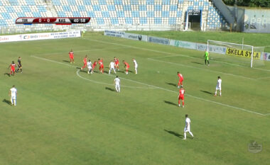 Laçi mposht minimalisht Apoloninë, Tirana fiton mes tensionit ndaj Kastriotit
