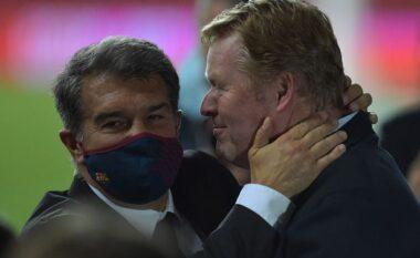 Dështimi në La Liga, Laporta kërkon largimin e Koeman
