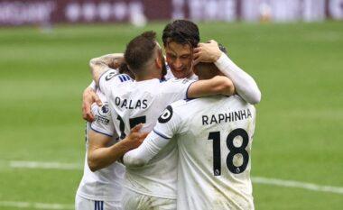 """Leeds mposht pastër Tottenham, """"dhuratë"""" për Liverpoolin dhe West Ham (VIDEO)"""