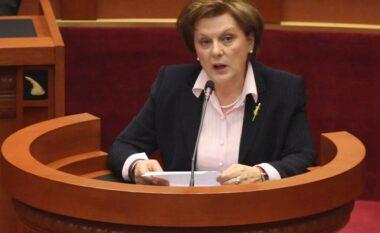 Bashkëshorti i vdiq nga COVID-19, rrëfehet për herë të parë Valentina Leskaj: E kam peng!